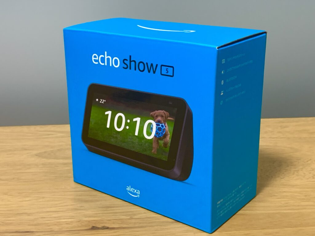 Amazon Echo Show 5とは