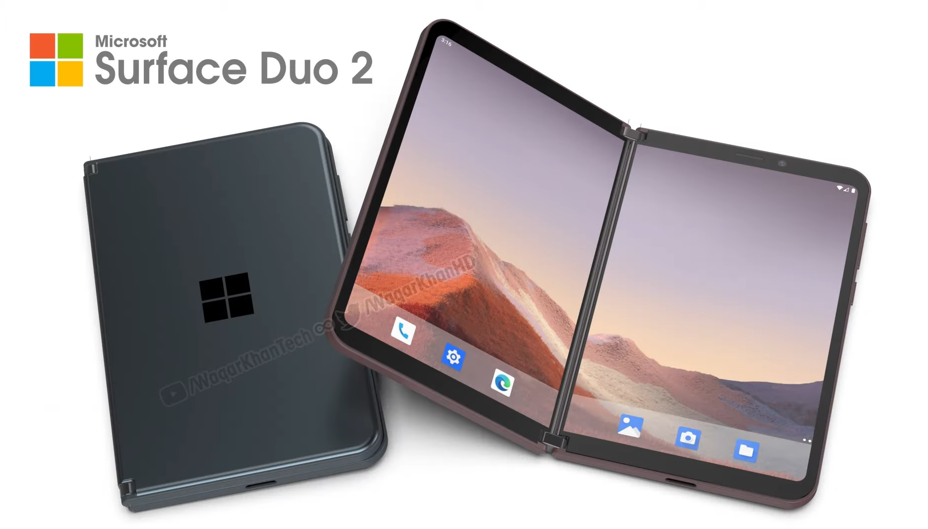 Surface Duo 2_リーク画像