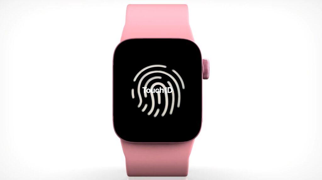 TouchID_Apple Watch