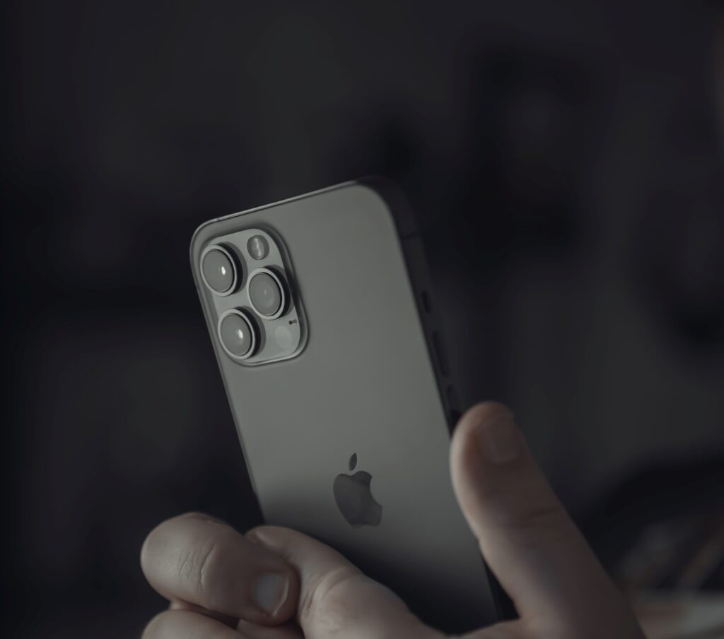 iphone_ダークモード