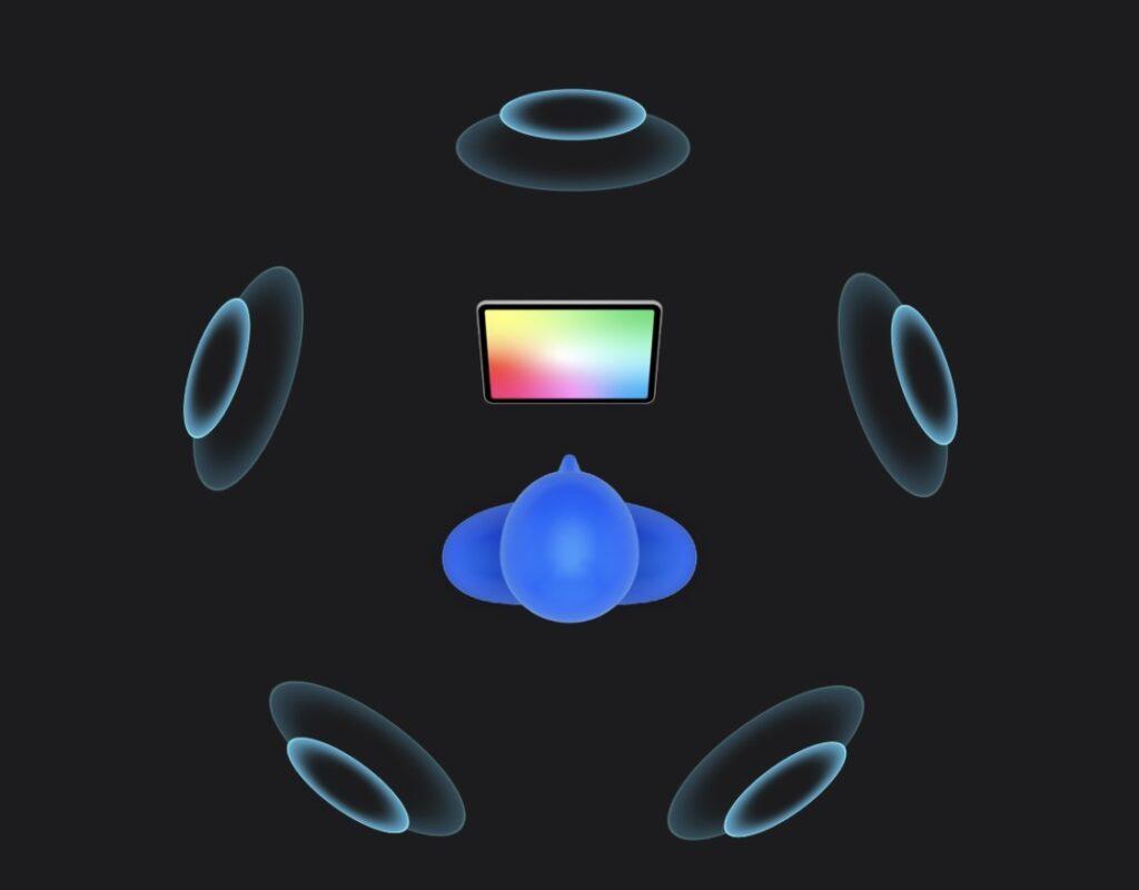 空間オーディオ_AirPods Pro