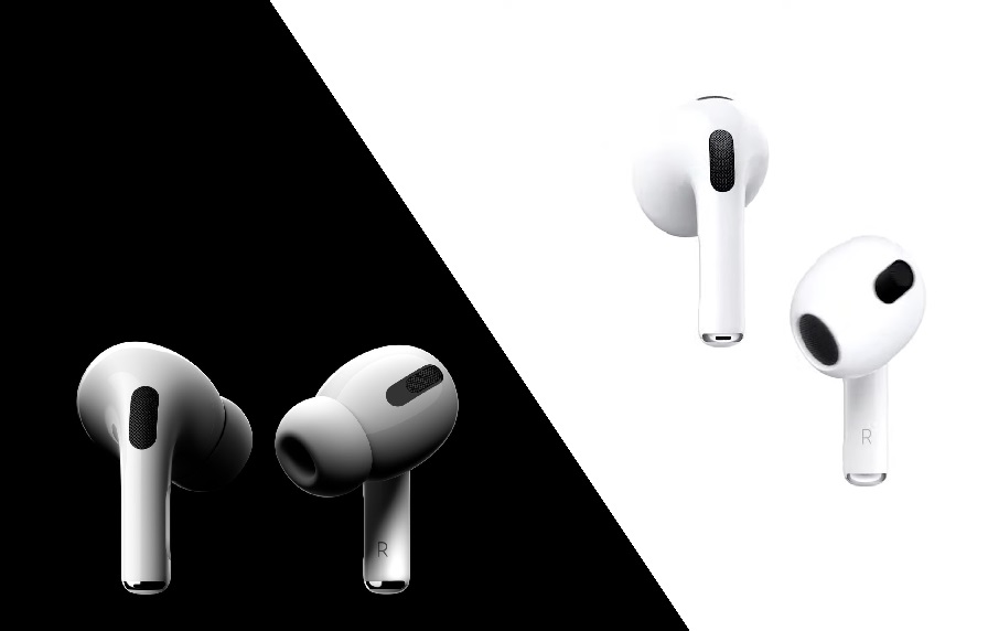AirPods Pro vs AirPods3