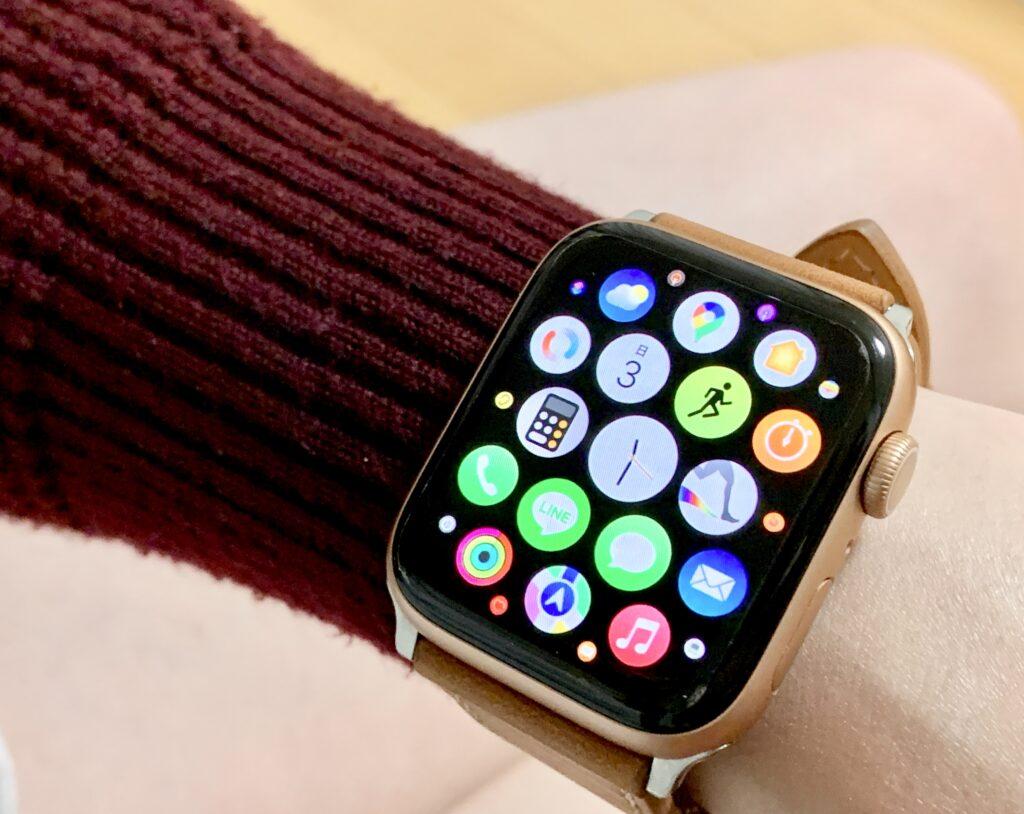 Apple Watch_watchOS 8