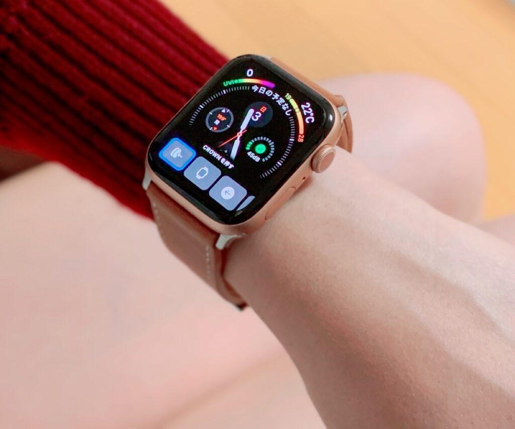 Apple Watch_ハンドジェスチャ