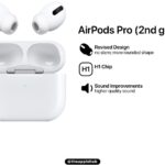 AirPods Pro2デザイン